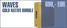 Waves Gold Native Bundle PC/Mac