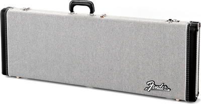 Fender Deluxe Guitar Case BlackTweed