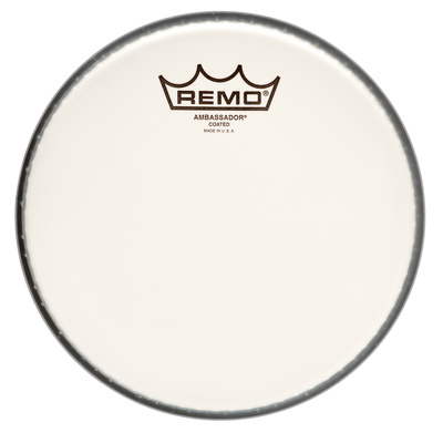 "Remo 08"" Ambassador Coated"