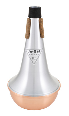 Jo-Ral Trombone Straight CopperBottom