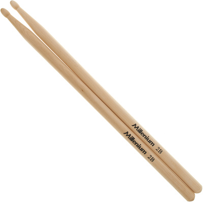 Millenium 2B Drum Sticks