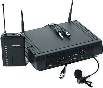 the t.bone TWS Lapel Set 863 MHz