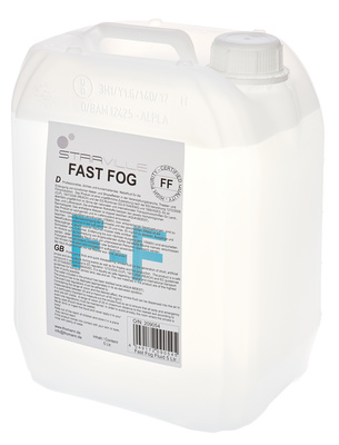 Stairville Fast Fog Fluid 5l - CO2 Effect