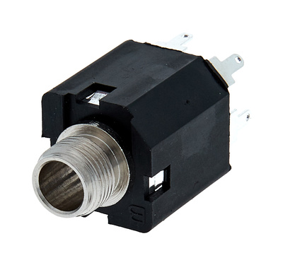 Switchcraft Jack Socket Stereo 114BPC