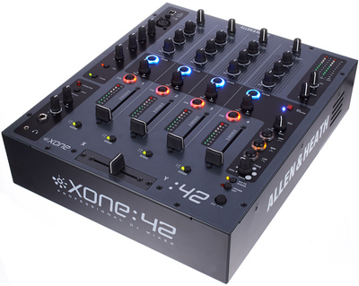 Allen & Heath Xone 42 Black Mixer