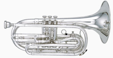 Kanstul CMT 955S Bb Marching Trombone
