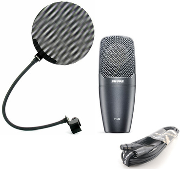 Shure PG42 Bundle