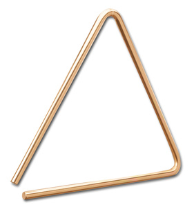 "Sabian 6"" Triangle B8 Bronze"