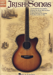Hal Leonard Easy Guitar Irish Songs