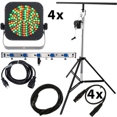 Stairville LED Flood Panel Bundle