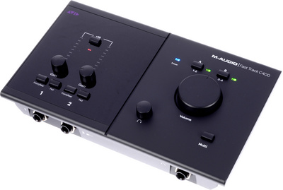 M-Audio Fast Track C400 Audio Interface