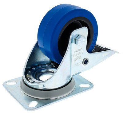 Millenium Blue Wheel Braked 80mm