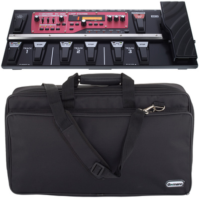 Boss RC-300 Loop Station Bundle