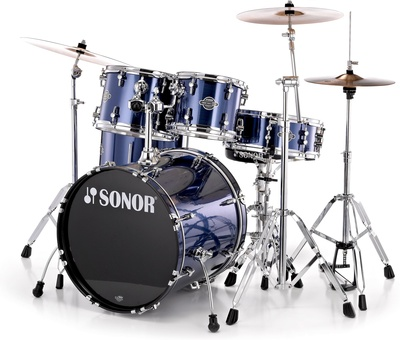 Sonor Smart Xtend Brushed Blue Combo