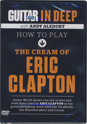 Guitar World The Cream Of Eric Clapton