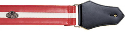 Getm Getm Speedster Red 2 Guitar Strap