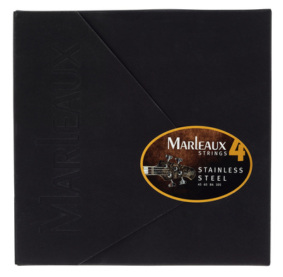 Marleaux Bass Strings Medium 4
