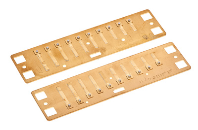 Lee Oskar Natural Minor Reedplates E