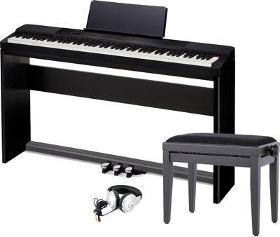 Casiopx150 for Yamaha p105 digital piano bundle
