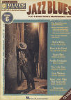 Hal Leonard Jazz Blues Play-Along Vol.6
