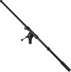 K&M 211 Boom Arm Black